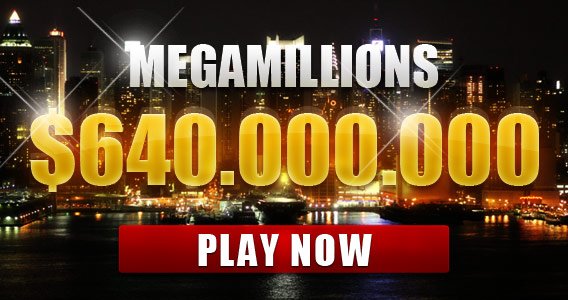 Buy lottery tickets for USA Mega Millions american lottery