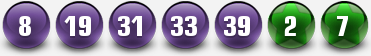 Eurolottery results for 5th of March 2013, Tuesday Euro lottery draw (05.03.2013)